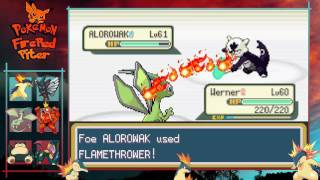 pokemon fire red ewolucje
