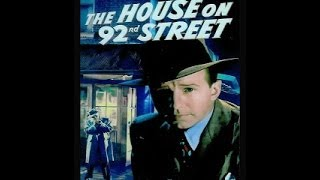 The House on 92nd Street-1945 film  from JohnPete890