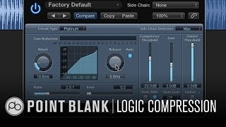 Using Compression - Mixing Techniques