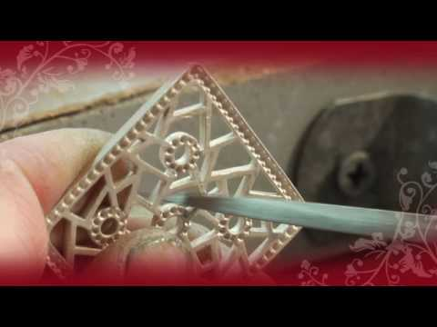 Bernadine Design Custom Jewelry Design & Crafting Process