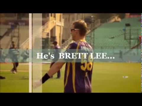 Brett Lee's Awesome Bowling Action In Slow Motion. Enjoy!! video
