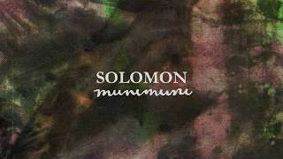 Munimuni - Solomon (feat. Clara Benin | Official Lyric Video)