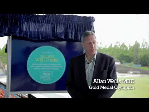 Allan Wells talks to Join In Local Sport about winning Olympic gold