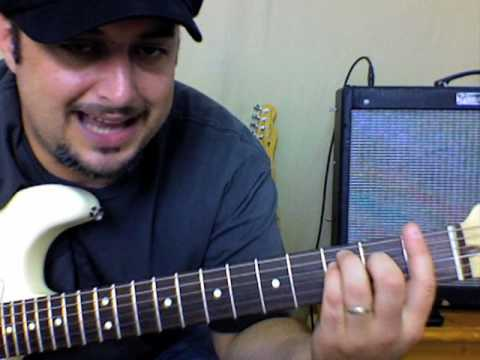 Red Hot Chili Peppers - Californication - How To Play On Guitar - Guitar Lessons Frusciante