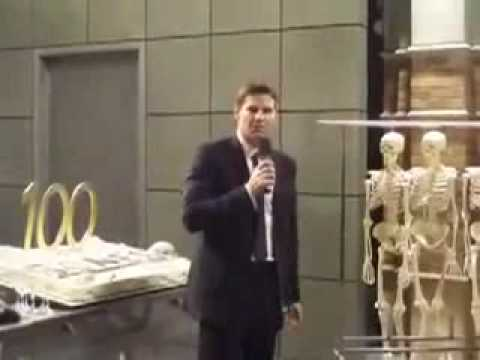 Bones 100th Episode Celebration Speeches