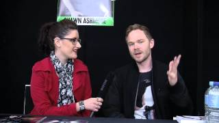Oz Comic-Con Melbourne - Aaron and Shawn Ashmore Interviews