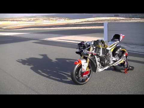 Riding Tito Rabat's Winning Moto2 Bike | Feature | Motorcyclenews.com