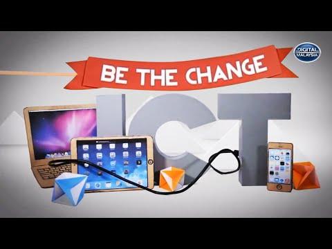 Be The Change - National Digital Economy Initiative