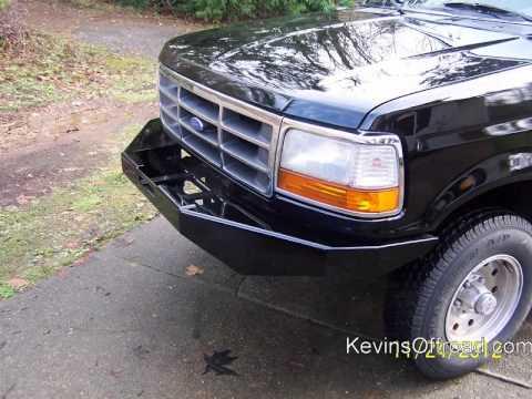 Custom Bronco Bumpers Bronco Bumper Ford F150