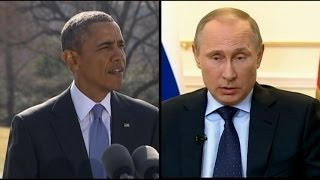 Russia, Banned From G-8 Summit  3/21/14
