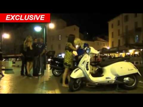 Tara Reid HAMMERED DRUNK -- Takes Down Parked Motorcycle | TMZ.com