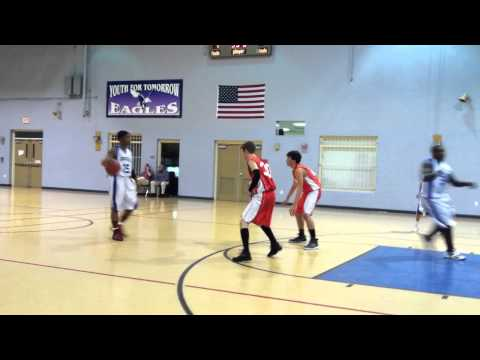 Grace Prep School Boys Basketball at Youth for Tomorrow (6)