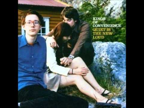 Kings Of Convenience - Leaning Against The Wall
