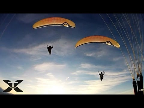 SCEN ' )( , Speedflying / Acro Paragliding