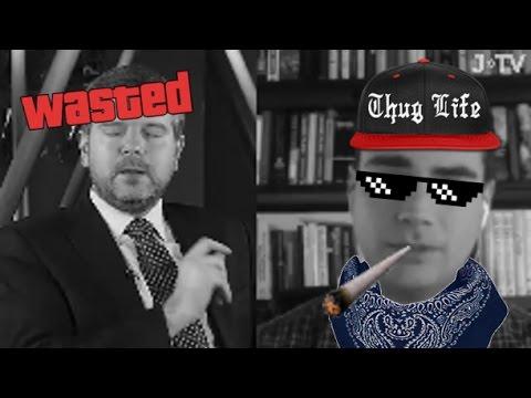 Ben Shapiro Thug Life - Black Lives Matter & the KKK