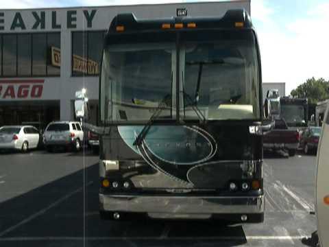 WN - outlaw coach 2010-model bus conversion motorhome