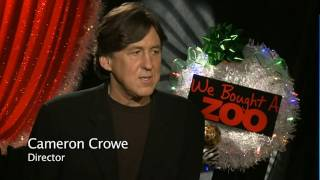 American Humane Association: We Bought A Zoo - Interviews With Director Cameron Crowe And Star Cast