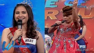 Wowowin: Super Tekla at Prom Queen, nagtagisan ng spoken word poetry!