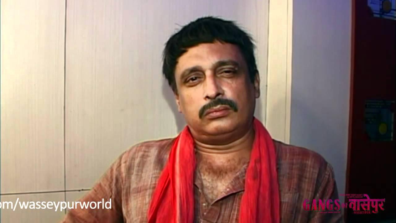 Piyush Mishra Ahmed a k a Piyush Mishra