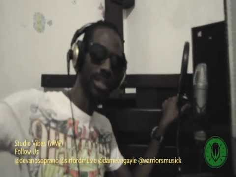 Devano - Sir Ford - Dameon Vibing in Studio (WMP)