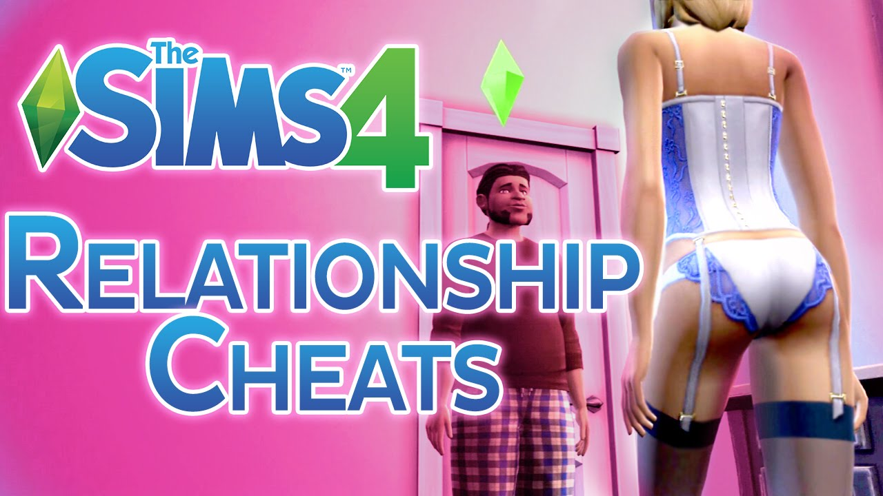 cheat codes for sims 4 skills relationship