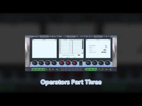 PSP_N2O Operators Part 3