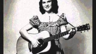 Watch Kitty Wells Only Me And My Hairdresser Know video