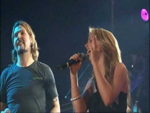 Reamonn with Lucie Silvas - The only ones (live)