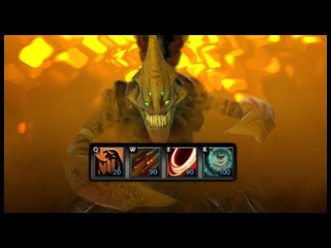 Dota 2 | HUUUUUUUGEEERRNAAA-SANDKING! | Baumi plays Ability Draft