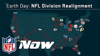 #EarthDay Should NFL Consider Ivy League Division Realignment? | NFL Now