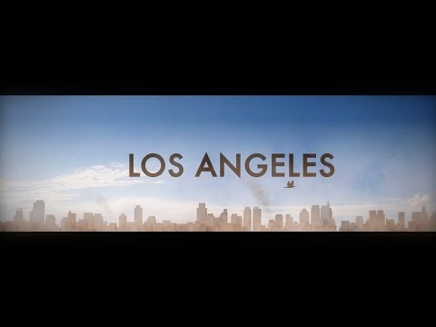 Los Angeles Hyperlapse / Time Lapse Stock Footage Video Compilation