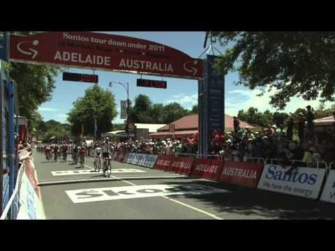 André Greipel Santos Tour Down Under stage wins