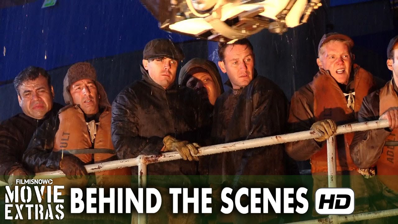 The Finest Hours (2016) Behind the Scenes - Full B-Roll
