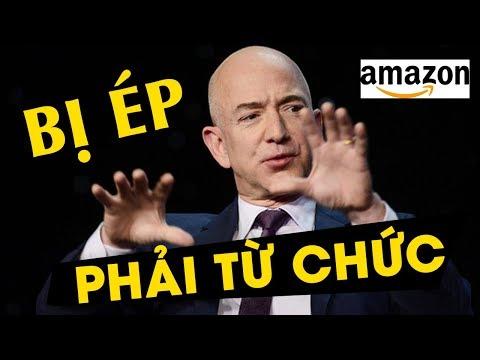Jeff Bezos Bị Yêu Cầu Phế Truất Tại Amazon | Bezos Cần Có Sếp