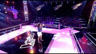 The voice kids Thailand  sing off