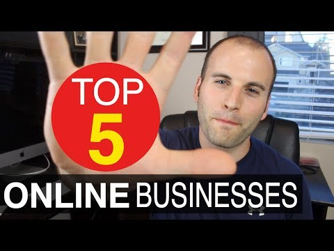 Best Online Business To Start In 2017 | Top 5