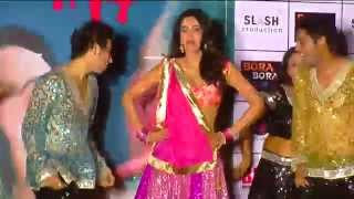 Mallika Sherawat Performance On Ghagra Song | Dirty Politics