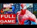 MARVEL VS CAPCOM INFINITE Story Mode Gameplay Walkthrough Part 1 FULL GAME [PS4] - No Commentary
