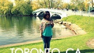 Hanging out on Toronto Island | Stop Motion Fun