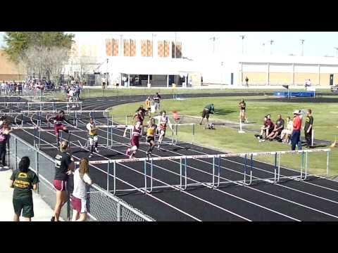 Liberty High School 2010 OBC 110M Hurdles part 2