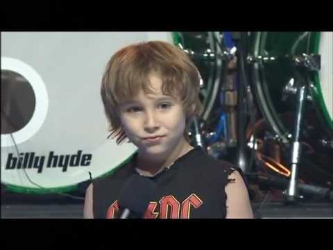 Jagger - Kid Drummer  - Semi Final 1 - Australia