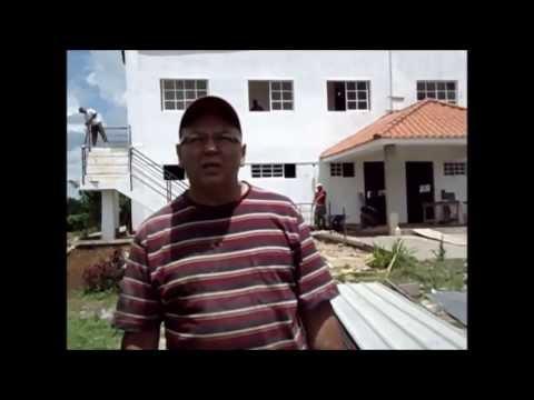 CBC - Rev. Wilfredo Diaz presidente de AIPJ - 1ra parte