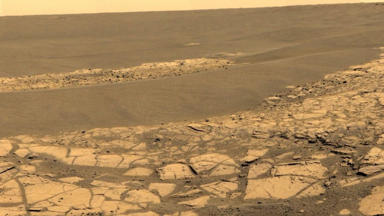 Game over. nasa jpl shows unedited real mars photos for the first time Actual photos of mars