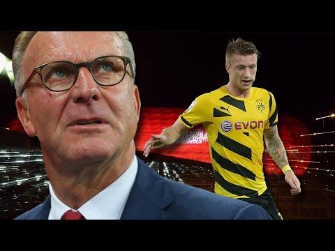 Marco Reus zum FC Bayern?: