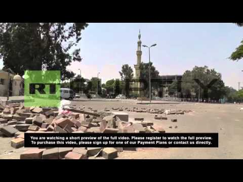 Egypt: Cairo clashes leave over 40 dead
