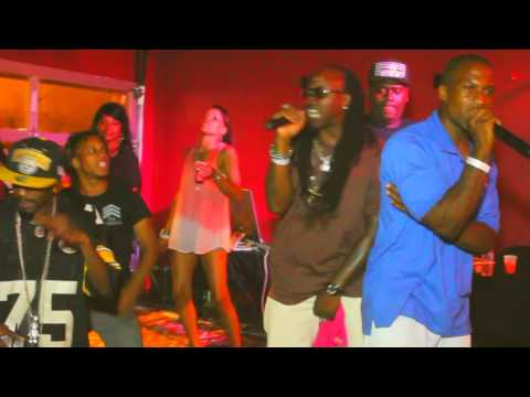 M.I. PERFORMING LIVE AT ZIGGY'S GUEST APPERANCE BY JERZ AND JAZZ BG