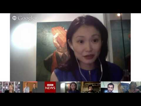 BBC News Hangout: What Makes Art