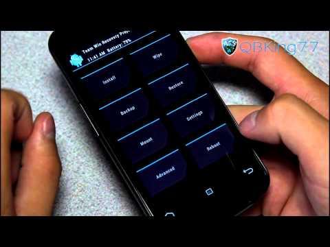 How to Install ParanoidAndroid JB Rom on the Samsung Galaxy Nexus