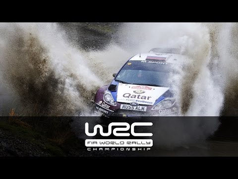 Stages 7-9: Wales Rally GB 2013