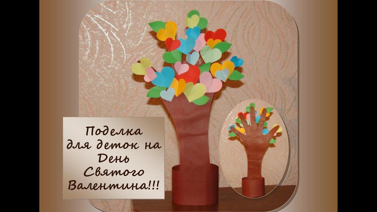 Как сделать бумажное дерево для детей 43